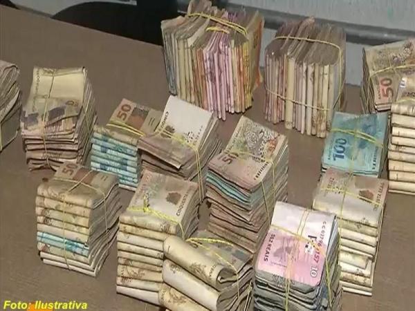 Criminosos levam R$150.000,00 em dinheiro vivo de propriedade rural em Rondonia