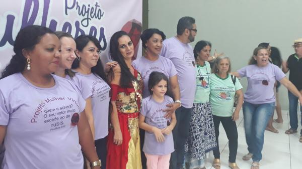 Projeto Mulheres Virtuosas - 2º Evento